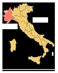 Пьемонт на винной карте Италии