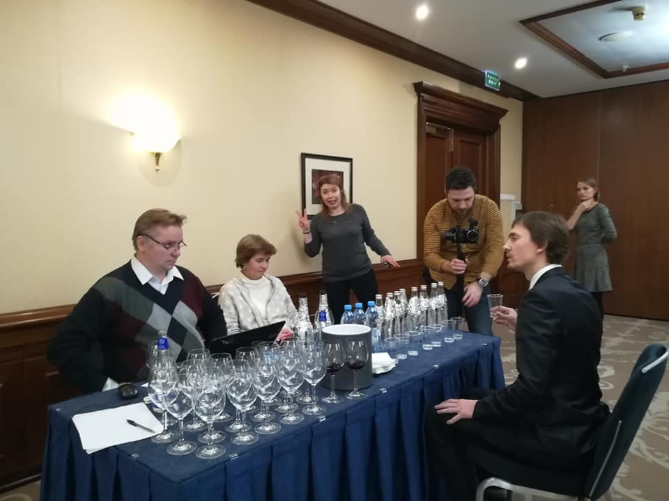 Конкурс Wine People Trophy 2018