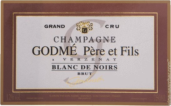Шампанское блан-де-нуар
