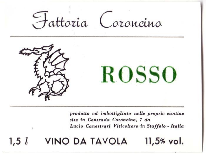 Итальянское столовое вино